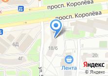 Компания «Фотон-Ф» на карте