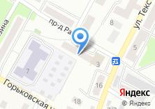 Компания «Копейка» на карте