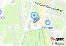 Компания «Администрация г. Пушкино» на карте