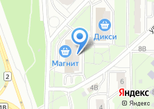 Компания «Алекс-Дизайн» на карте