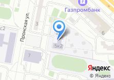 Компания «Детский сад №2220» на карте