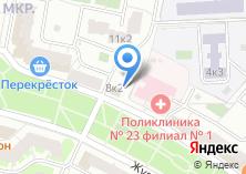 Компания «Динар-И» на карте