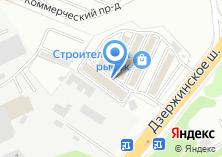 Компания «Древоград» на карте