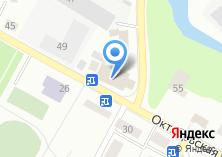 Компания «ЕРКЦ» на карте