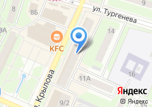 Компания «ЭКОР РЦО» на карте