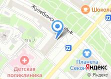 Компания «Магазин канцелярских товаров и игрушек» на карте