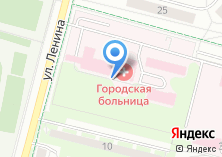 Компания «Московский областной наркологический диспансер» на карте