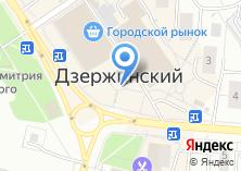 Компания «Русское окно» на карте
