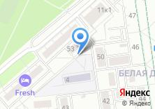 Компания «Почтовое отделение №140055» на карте