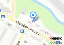 Компания «Пушкинский текстиль» на карте