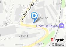 Компания «Автомедиа» на карте