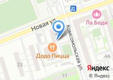 Компания «Спецжилсервис» на карте