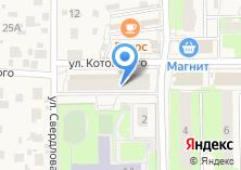 Компания «Мировые судьи Пушкинского района» на карте
