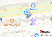 Компания «Всё детям» на карте
