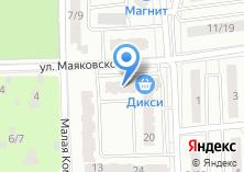 Компания «ОСК-ОКНА» на карте