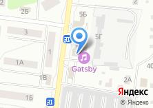 Компания «Роси» на карте