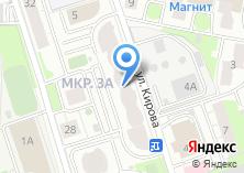 Компания «МобилВет» на карте