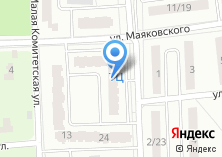 Компания «Мир Кронштейнов» на карте