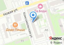 Компания «Центр Репетитор» на карте