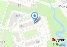 Компания «Магазин штор на Некрасовском 3-м проезде» на карте