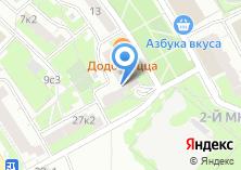 Компания «Эпатаж» на карте