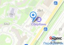 Компания «Солар Декор салон штор» на карте