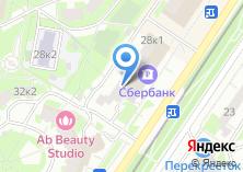 Компания «Мегаком» на карте