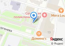 Компания «Объединенная дирекция ЖКХ Пушкинского района» на карте