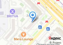 Компания «Жулебино-2» на карте