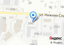 Компания «КС ТрансАвто» на карте