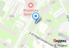 Компания «Адвокат Фомин А.Н» на карте