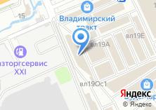Компания «АкваИнтерьер» на карте