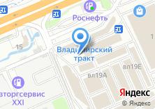 Компания «Печи-камины» на карте