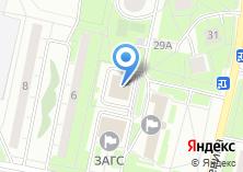 Компания «СБЦ Реутово» на карте