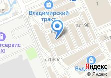 Компания «Владимирская Фабрика Дверей» на карте