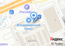 Компания «Магазин дверей и облицовочной плитки» на карте