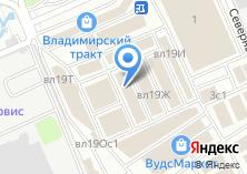 Компания «Планета Инструмента» на карте