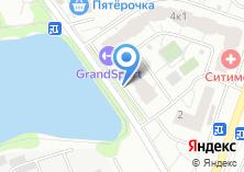 Компания «Суши Плюши» на карте
