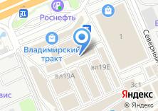 Компания «ПулМаркет» на карте