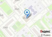 Компания «Управа района Новокосино» на карте