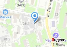 Компания «Novea» на карте