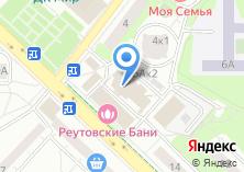 Компания «АНАЛИТИКО» на карте