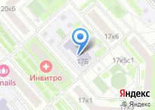 Компания «Детский сад №2321» на карте