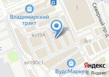 Компания «Призма-Пластик» на карте