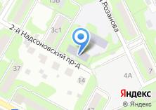 Компания «Профессиональное училище №54» на карте