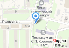 Компания «Магазин на Полевой» на карте