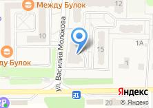 Компания «Строящийся жилой дом по ул. Молоково пос (Молоково)» на карте