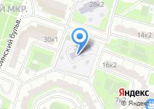 Компания «Детский сад №2317» на карте