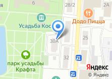 Компания «Техкомсервис» на карте