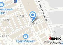 Компания «Technokey.ru» на карте